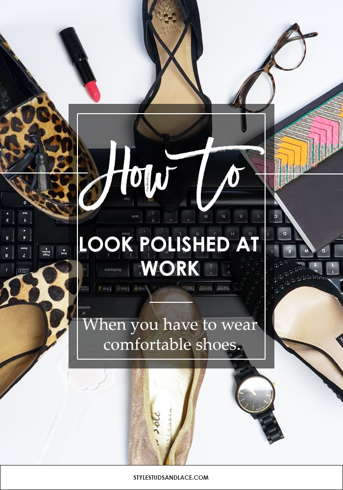 style solutions, how to, personal stylist, personal shopper, online shopping, style tips, how to wear comfortable shoes and look smart, flat shoes for the office, flats, comfortable, practical office wear, office wear, workwear