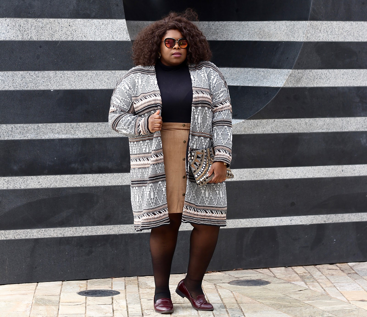 Turtleneck, polo neck, dress, jacket, button up skirt, curvy blogger, plus size, hourglass, how to wear, what to wear, ways to wear, 3 ways to wear, body shape, pear shape, personal stylist, online stylist