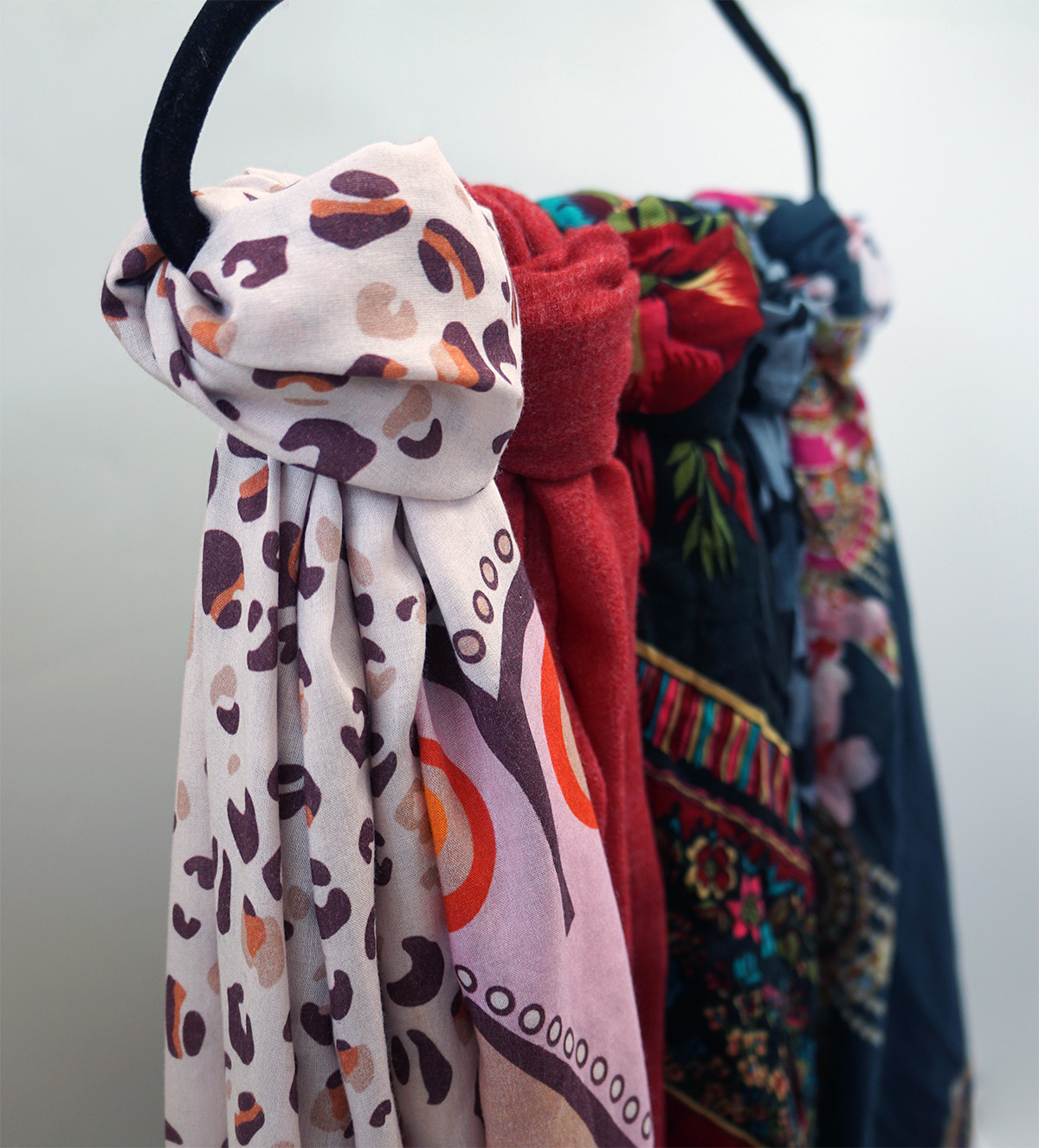 How to look after, launder and store delicate scarves   Top tips for cleaning, storing and taking care of silk, wool, cashmere and cotton scarves