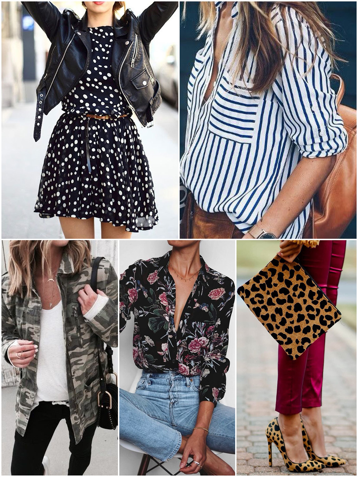 Tops 10 style resolutions as chosen by the experts | 10 simple, effective things you can do to start the new year with a positive attitude and a ton of self confidence. Style yourself slim, shop consciously, how to, wear colour, wear print, wardrobe foundations, shop vintage, shopping tips, style advice, style hack, top tips, solutions