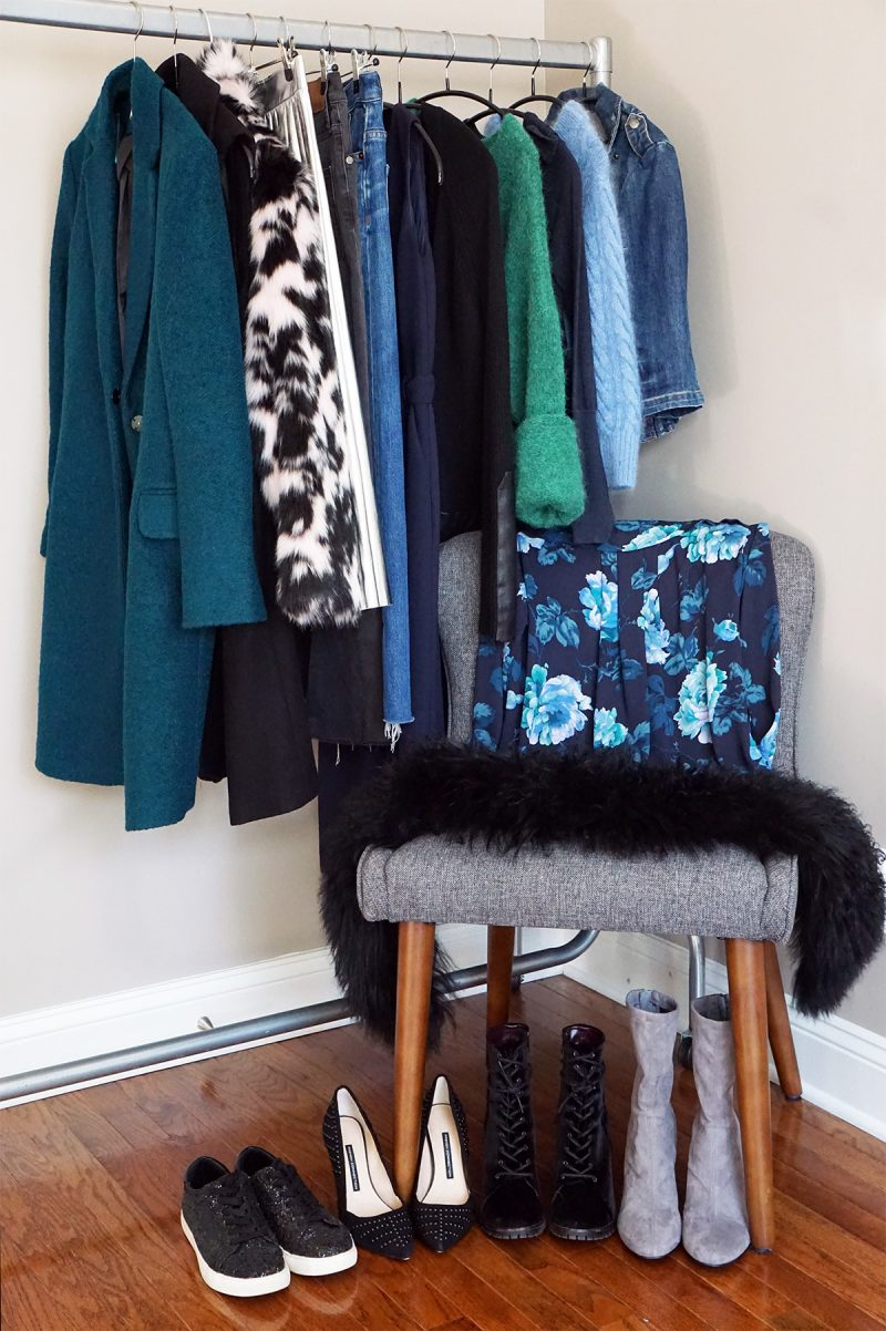UNLOCK THE POTENTIAL HANGING INSIDE YOUR WARDROBE
