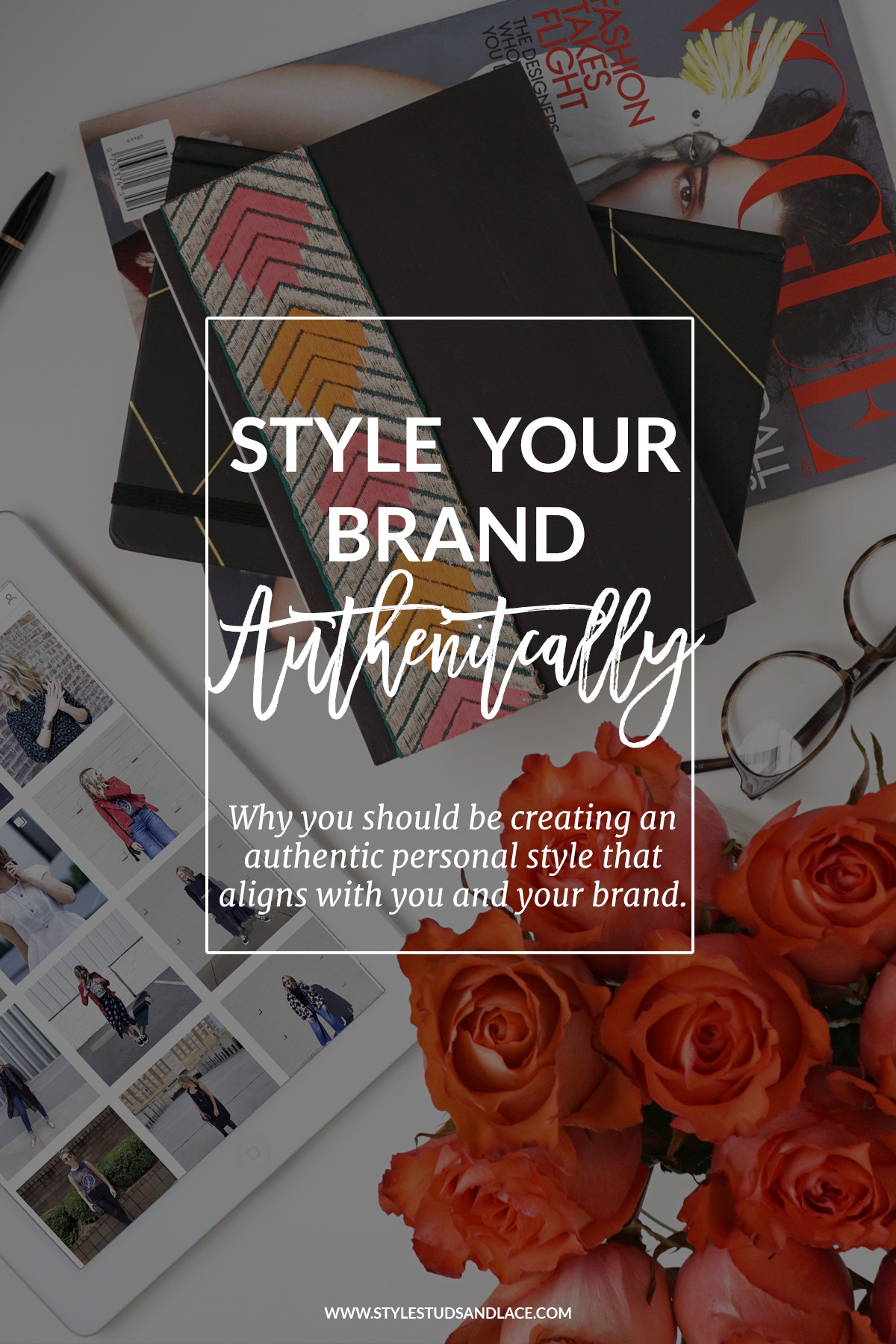 As an #entrepreneur you are committed to building a strong, authentic personal brand that visually represents your business and your ethos, but it doesn't matter how cohesive that business brand is; if you don't consider your personal style and authentically align this to you and your business brand then you are seriously hindering your ability to connect to your audience.